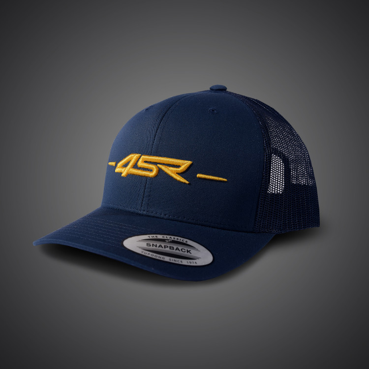 Symbol Blue cap