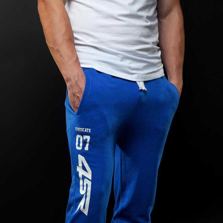 4SR Blue Joggers