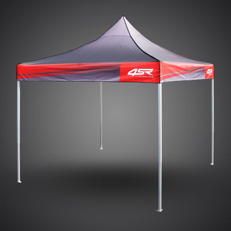 4SR Race tent without sidewalls