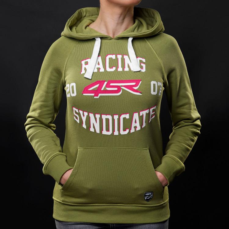 Hoodie Syndicate Lady