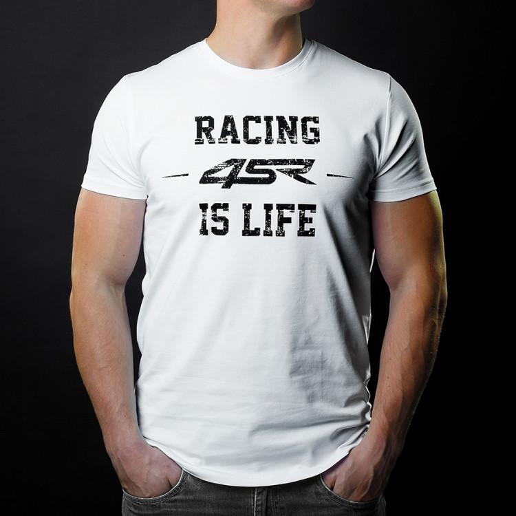 T-Shirt Life White