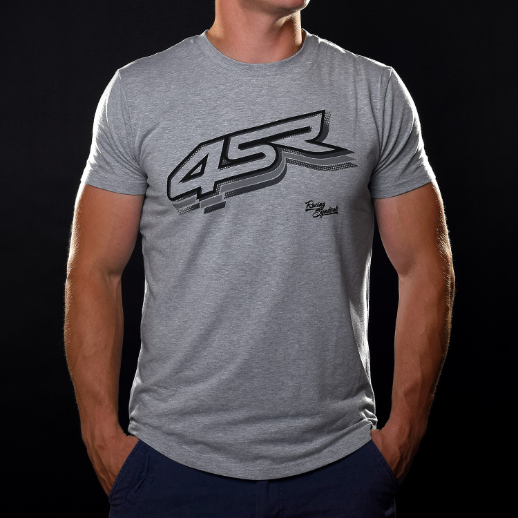 T-Shirt Logo Grey