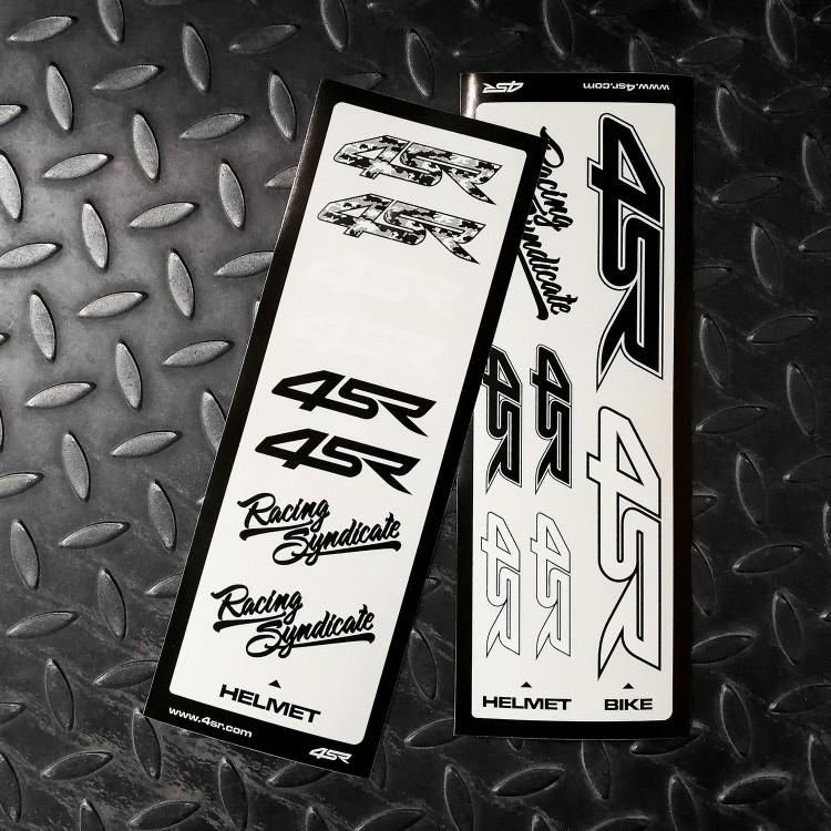4SR stickers