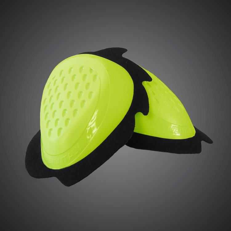 Knee sliders - fluo