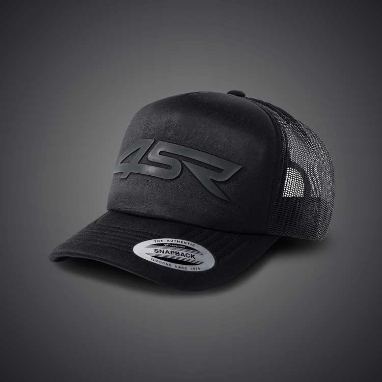 4SR Black Series Cap