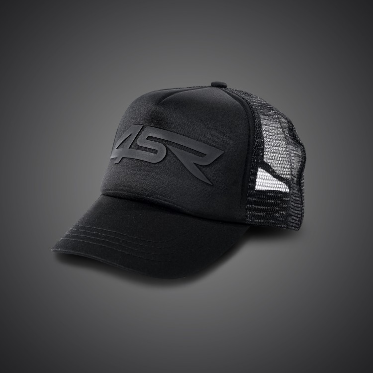 Kids 4SR Black Series Cap