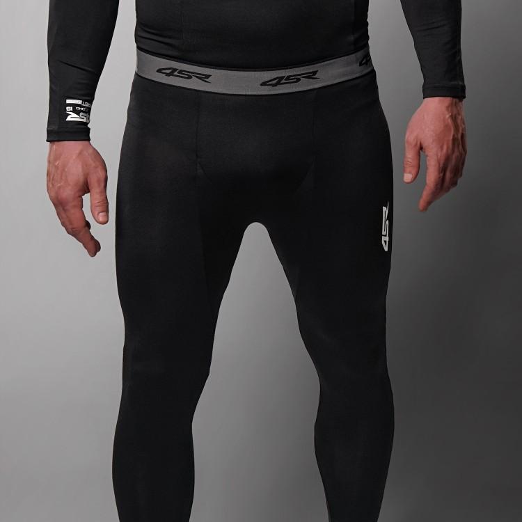 Base Pants Six-Pack Black