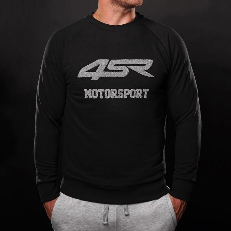 Sweatshirt Motorsport Black