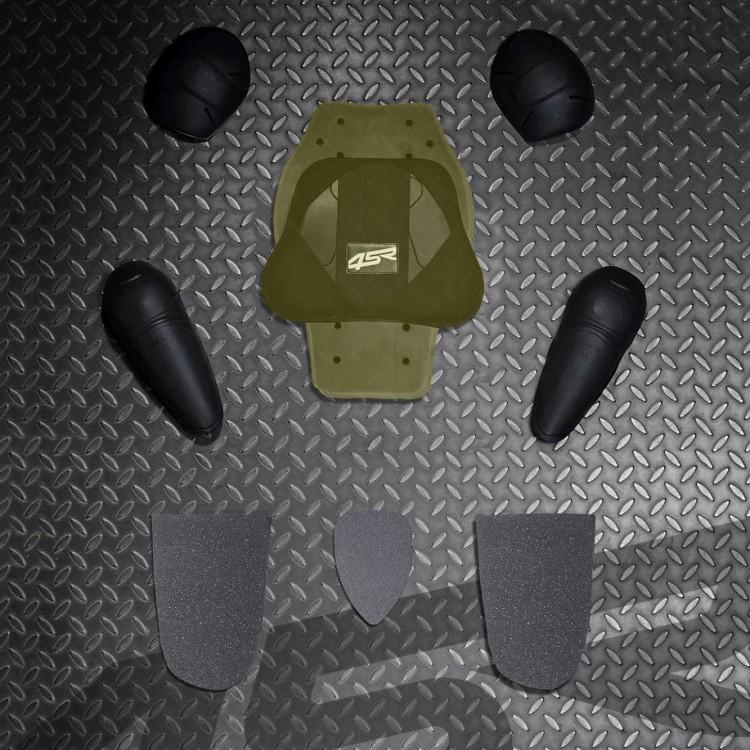 4SR Black Series 2 Piece Suit