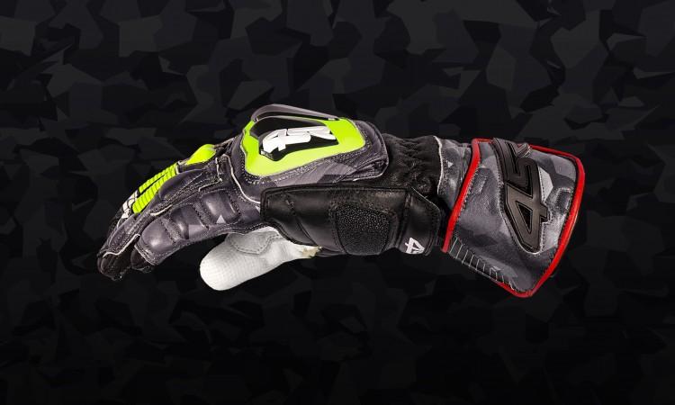 Motorbike Gloves Stingray Race Spec