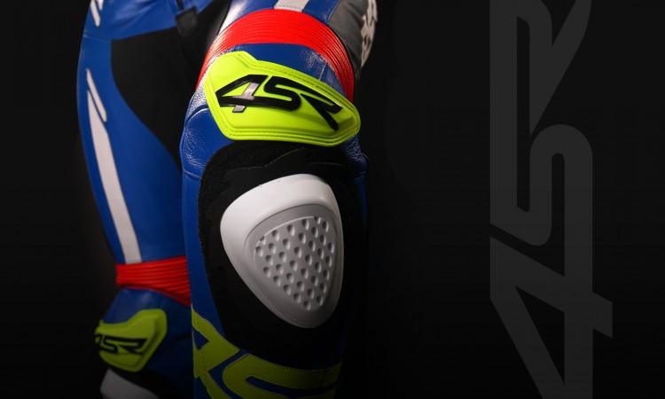4SR Cobalt Blue 2PC Suit