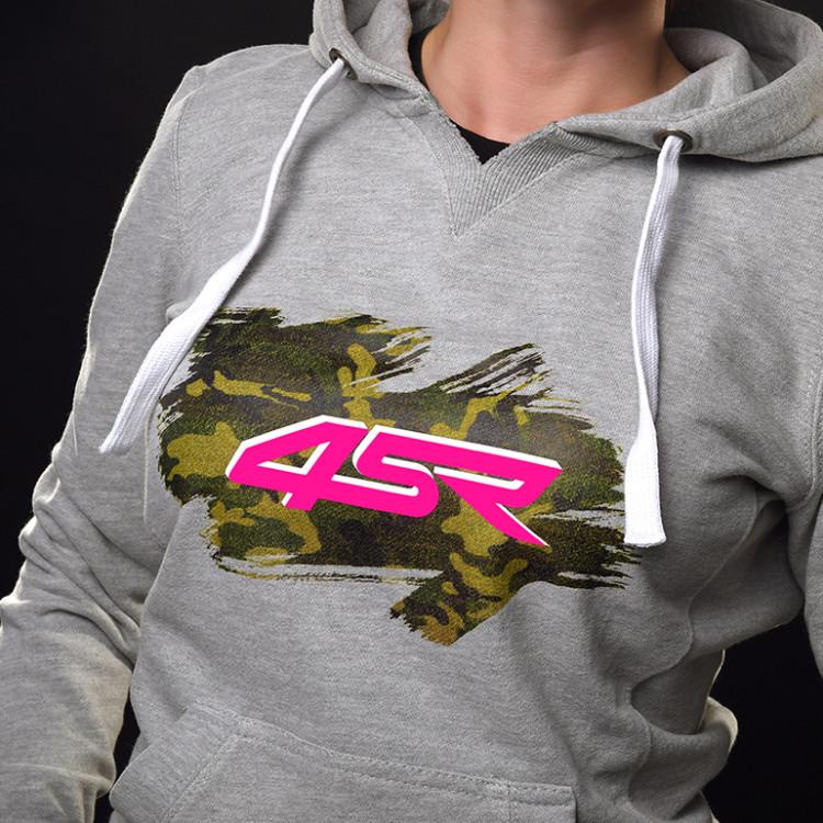 4SR Hoodie Brush Pink