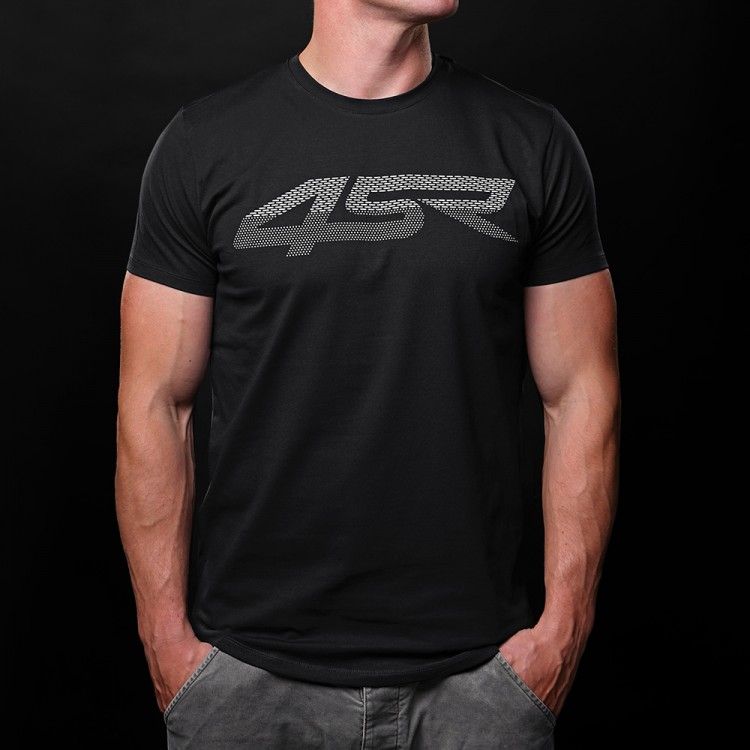 4SR T-Shirt 3D Black