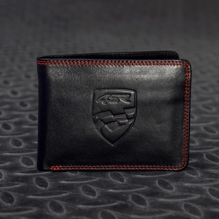 4SR leather wallet Money Maker