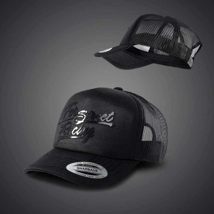 4SR FSR Black Series Cap