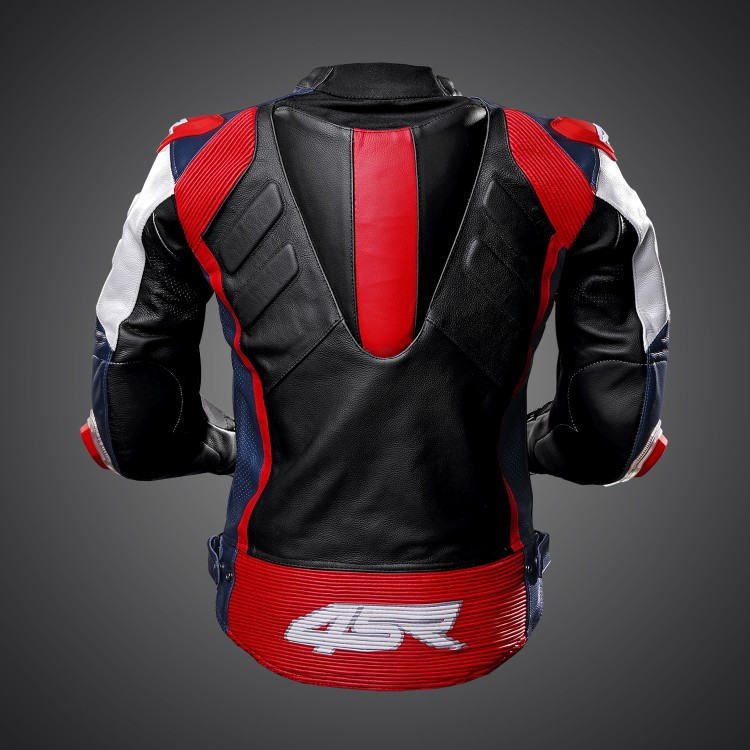TT Replica sports leather jacket