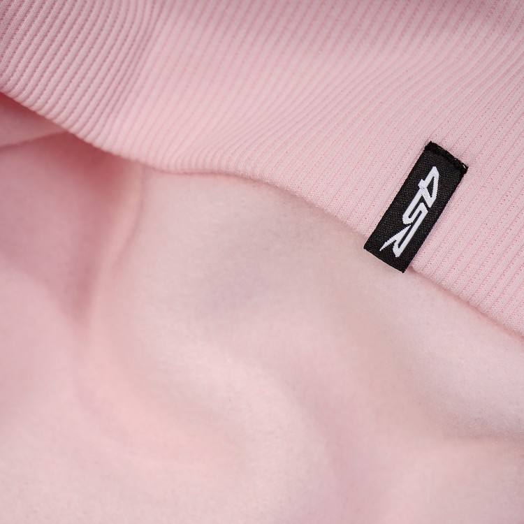 4SR women's sweatshirt FSR Baby Blue & Baby Pink