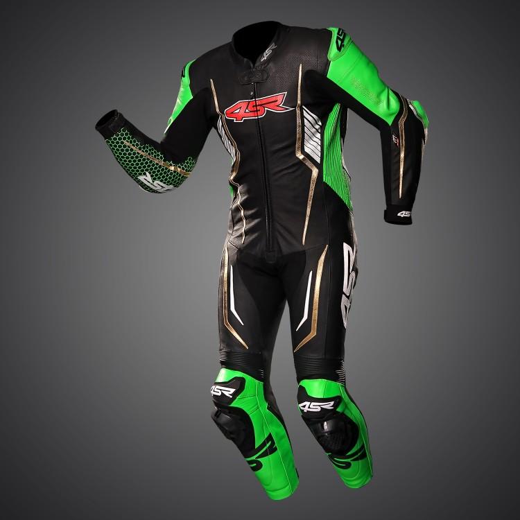 Racing Monster Green AR suit