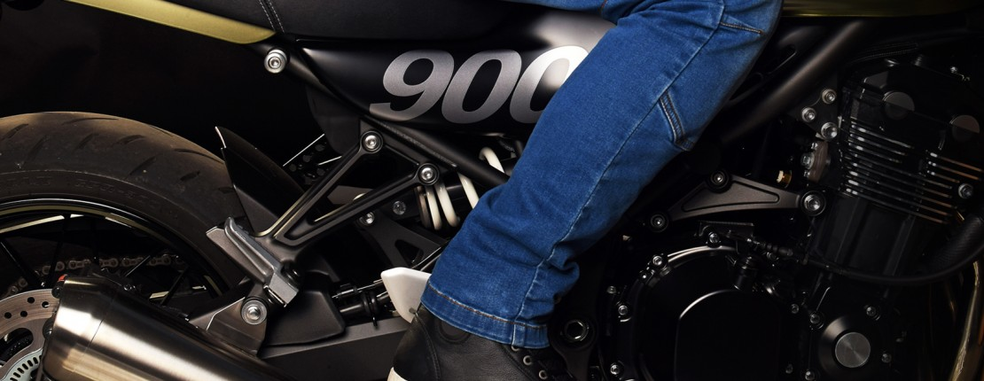 4SR Motorcycle clothing and protective gear - Long Motorcycle Jeans