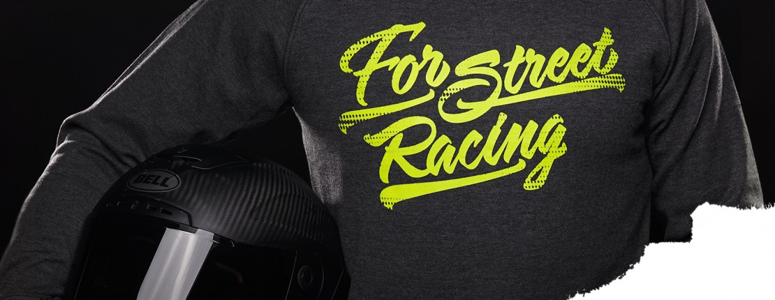 4SR Motorcycle clothing and protective gear - Motorcycle Sweatshirts with Kevlar fiber fabric