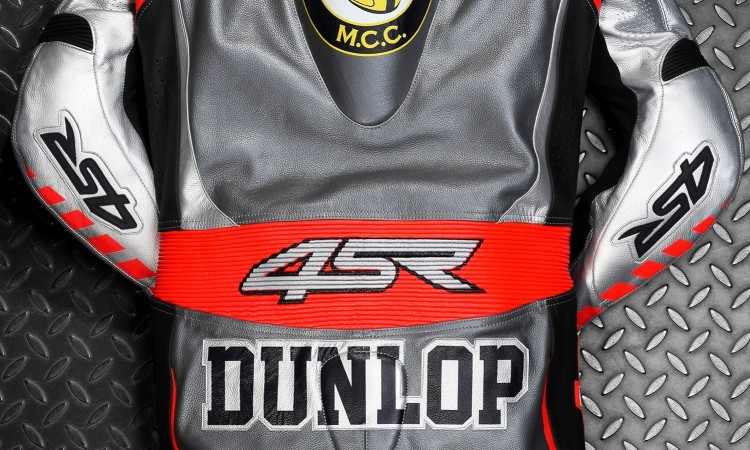 4SR Motorcycle clothing and protective gear - Gary Dunlop leathers