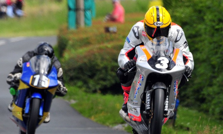 4SR Motorcycle clothing and protective gear - Gary Dunlop