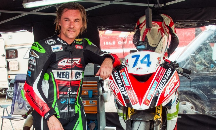 4SR Motorcycle clothing and protective gear - Laurent Hoffmann