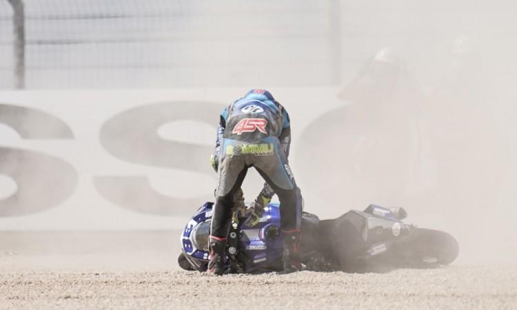 4SR Leathers Review Crash test - WSSP Hannes Soomer