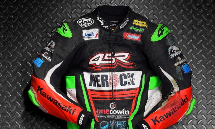 4SR Leathers Review - Laurent Hoffmann Road Racing