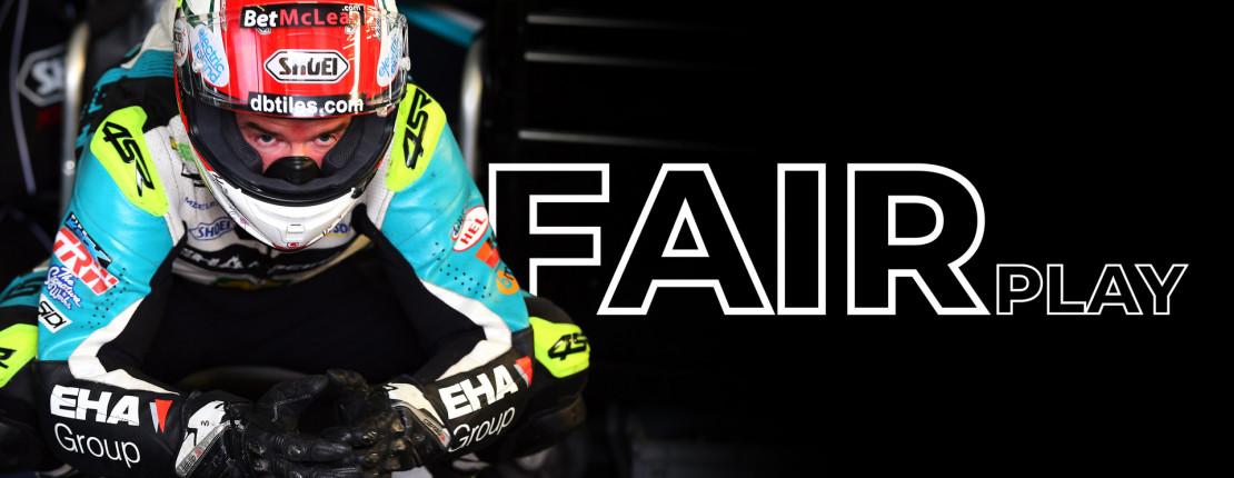 We play fair at 4SR